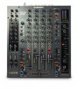 ALLEN & HEATH XONE 92 MIXER...