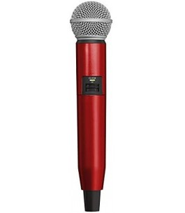 SHURE WA723 RED COVER ROSSA...