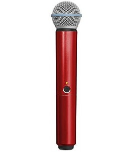 SHURE WA713 RED COVER ROSSA...