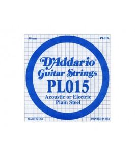 D'ADDARIO PL015 CORDA...