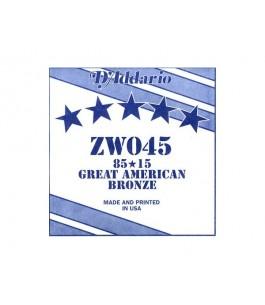 D'ADDARIO ZW045 CORDA...