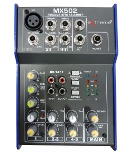 EXTREME MX502 MIXER 3...