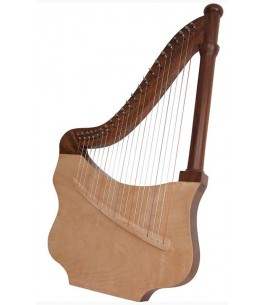 EXTREME LUTORDEH LUTE HARP...