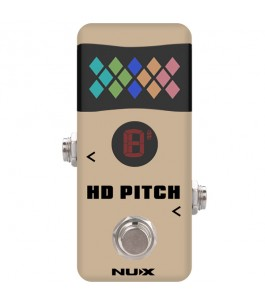 MINI-STOMPBOX NUX NTU-2 HD...