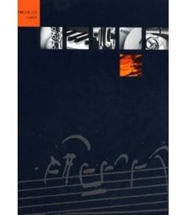 QUADERNO DA MUSICA NERO 12...
