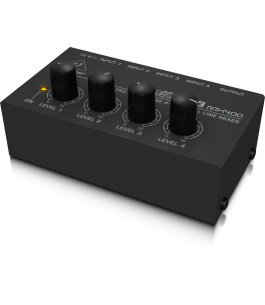 BEHRINGER MX400 MICROMIX...