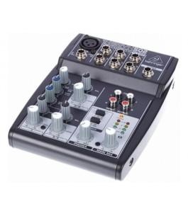 BEHRINGER XENYX-502 PRO...