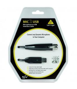 BEHRINGER MIC 2 USB...