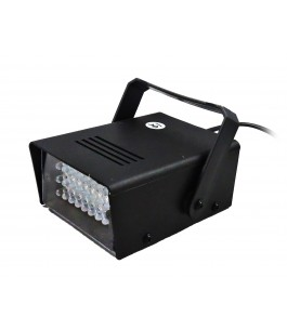 Mini strobo a led RIDEM