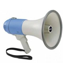 Megafono 25W con sirena e...