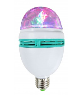 Effetto luce a led - 3 x 1W...