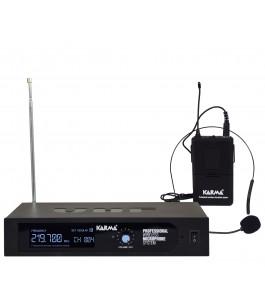 Radiomicrofono VHF ad...