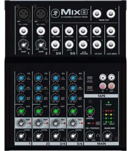 Mixer per dj MACKIE MIX8