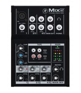 Mixer per dj MACKIE MIX5