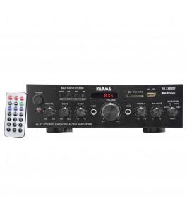 Amplificatore stereo con...