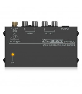 BEHRINGER PP400 MICROPHONO...