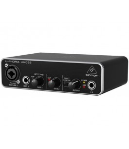 BEHRINGER UMC22 INTERFACCIA...