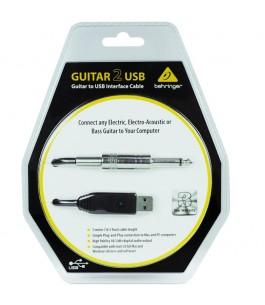 BEHRINGER GUITAR 2 USB...