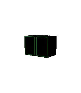 Monitor da studio MACKIE CR4-X