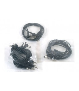 DUNLOP ECB296 DC Cable, Bag/12
