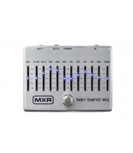 MXR M108S Ten Band Graphic EQ