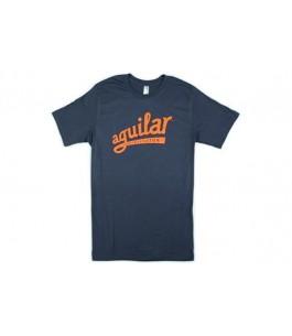 AGUILAR T-shirt con logo...