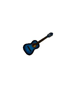 EKO CS-2 Blue Burst