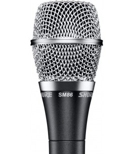 Shure Sm86 Microfono...