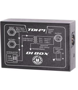 TOPP PRO D.I. Box passiva a...