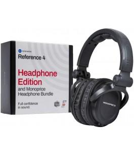 Monoprice Headphone Bundle...