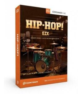 EZX Hip Hop (Boxed) TOONTRACK