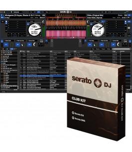 Serato DJ Club Kit SERATO