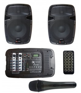 EXTREME PPA210D COMBO...